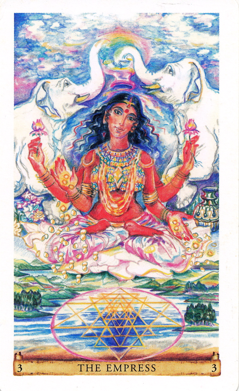 Tarot Cards And Important Life Events: How To Draw The Sri Chakra Yantra