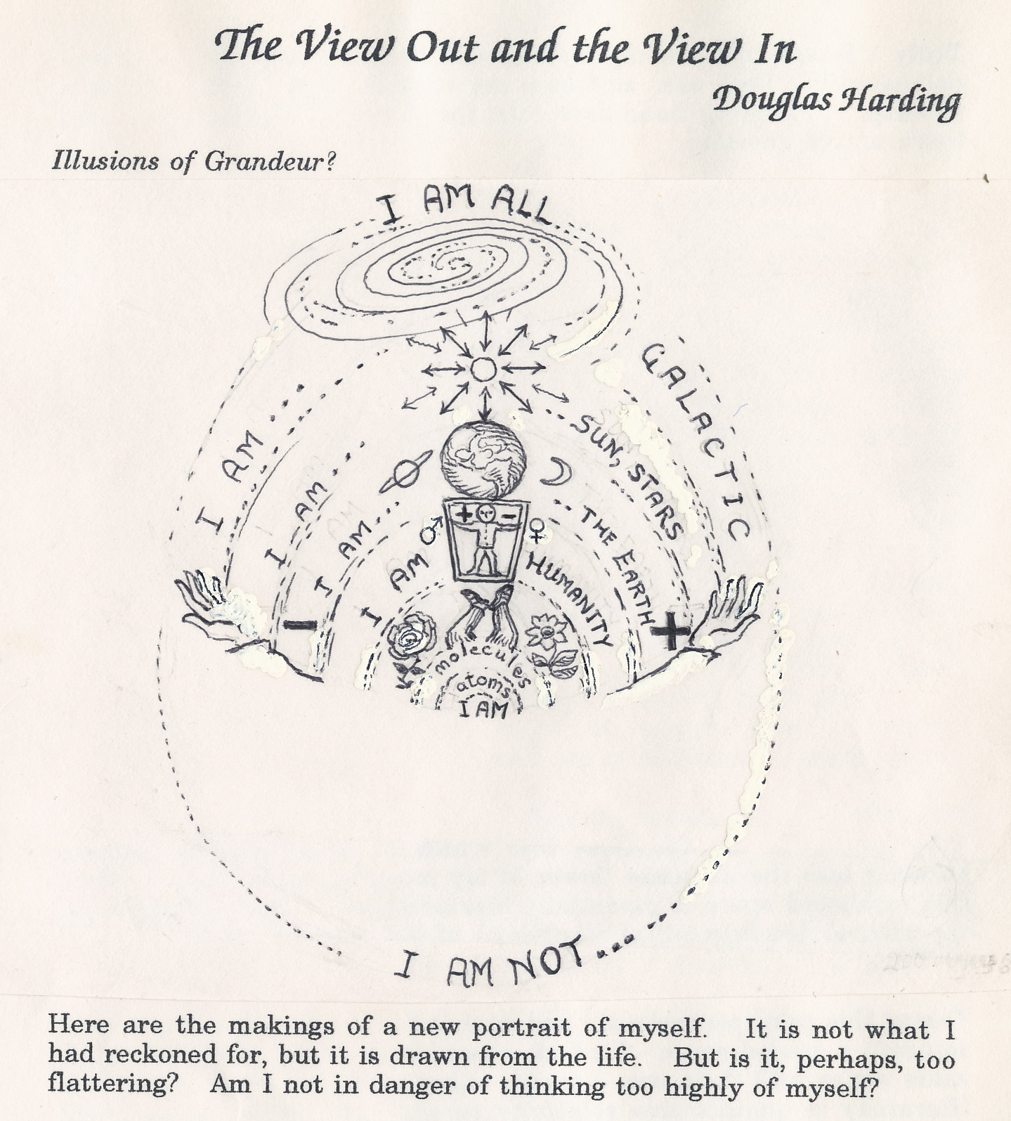 "Has anybody had success with Douglas Harding's ""Headless"