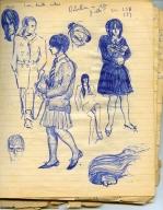 1 SB Schoolgirls/recklessfruit2/janeadamsart