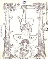 3 Arcanum 12 hanged man