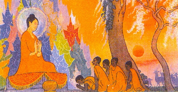 Buddha 7 of Disks, visual reference