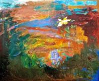 Flower the Despair of Painters