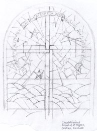 17 st agnes window