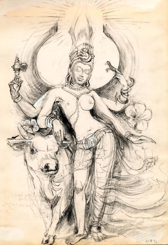 Ardhanariswara, ja 1993