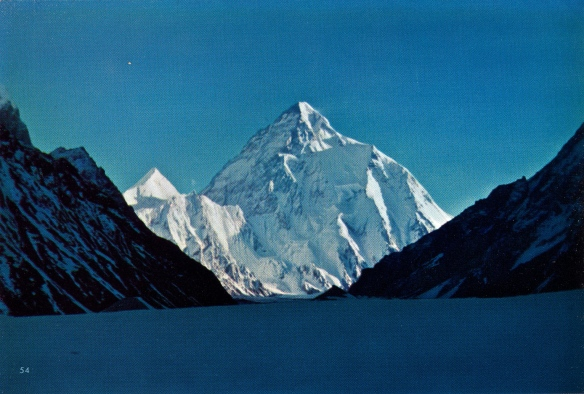 K2, photo by fosco maraini