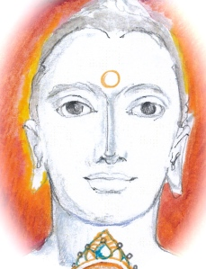 Sacred India Tarot buddha Kubera Yaksha