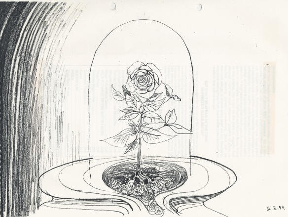 Rose sivalinga