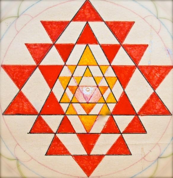 Sri Chakra - Version 2