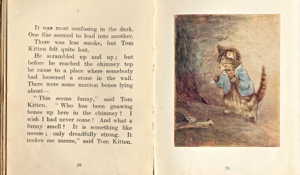 The Tale of Samuel Whiskers by Beatrix Potter