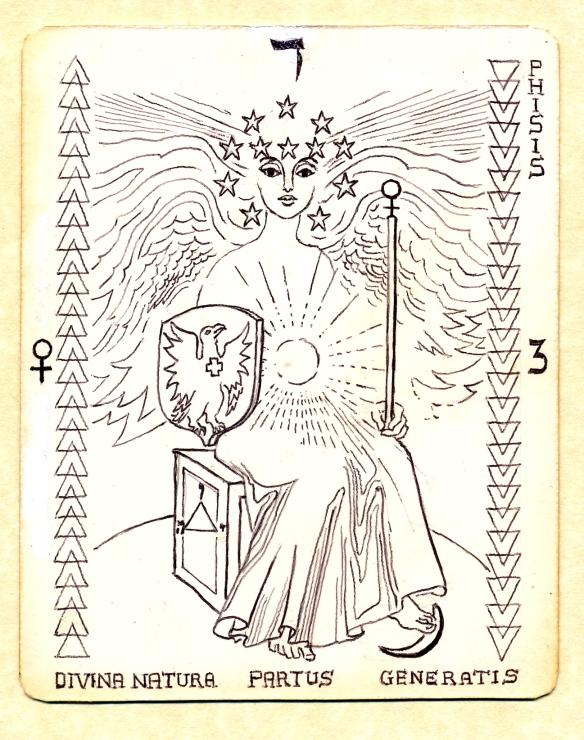 Tarot Empress: Arcanum Three