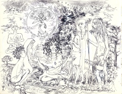 10 Parvati pestered by sages