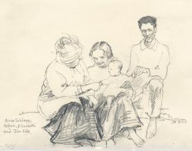 with helen, jim and their elder daughter elisabeth