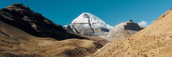 pilgrimage to Siva's mountain