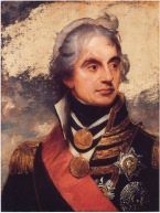 Horatio nelson, by William Beechey, 1800