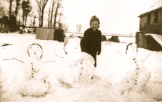 26 snow in cornwall 1956