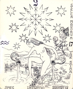from Hermetic Tarot 1991