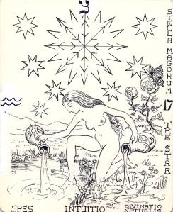 from Hermetic Tarot 1991