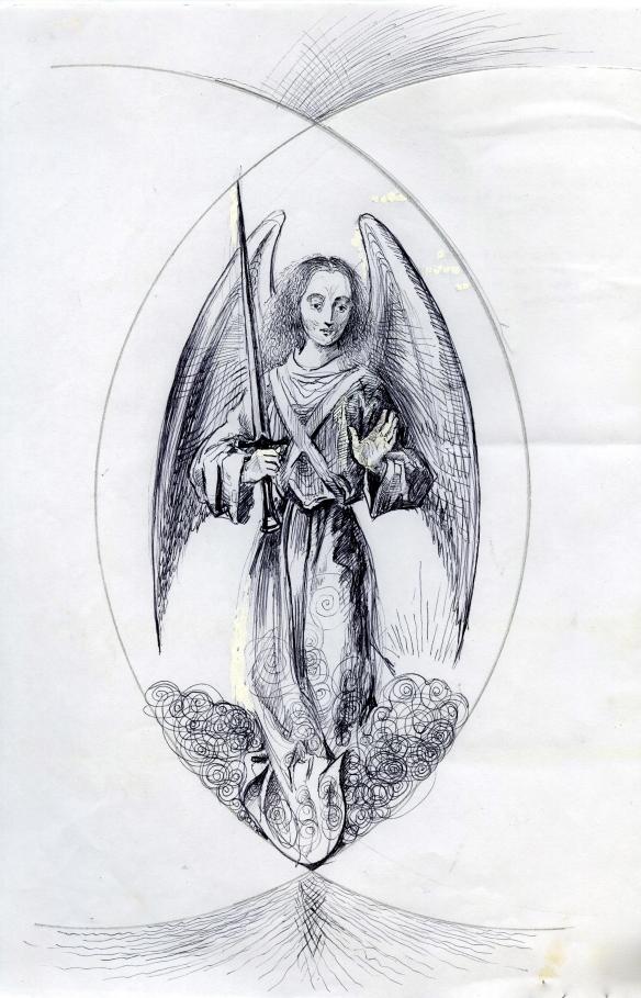 Archangel MAHAEL