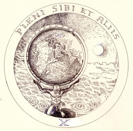 Atlas and Star Emblem 10
