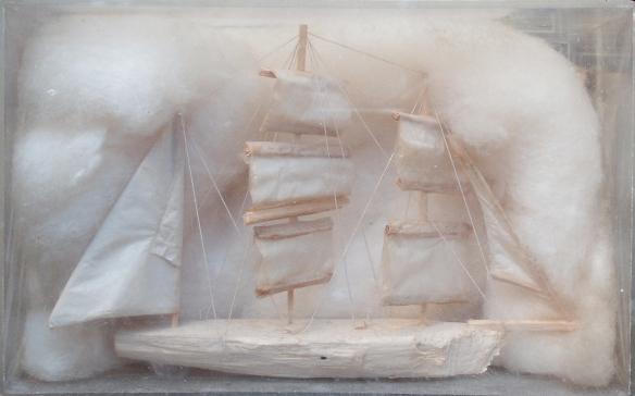 balsa boat