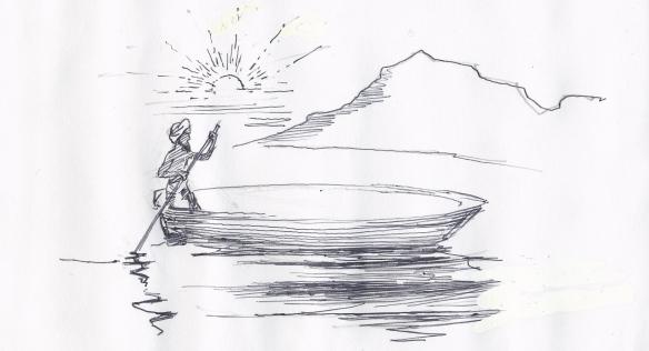 butterlamp boat