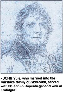 commander john yule