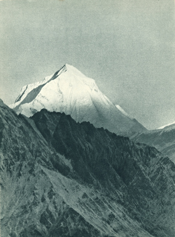 Dhaulagiri 2, 1950