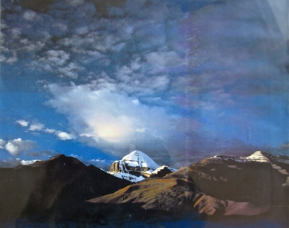 Kailas - sacred mountain