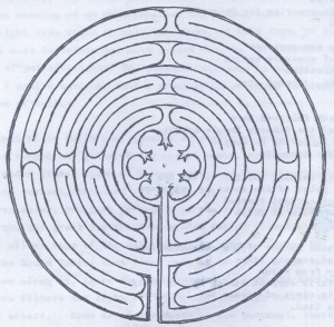 Labyrinth & Cross