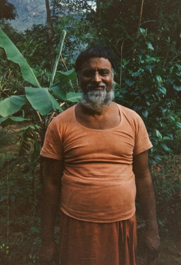 Ramanananda Saraswathi in 1993