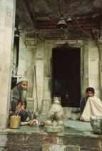 12 badrinath shrine door