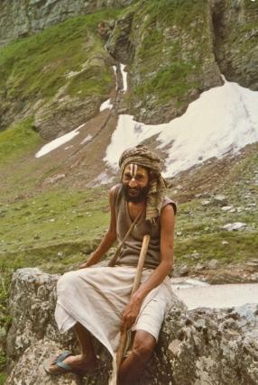5 badrinath sadhu