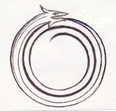 Arcana - ourobouros