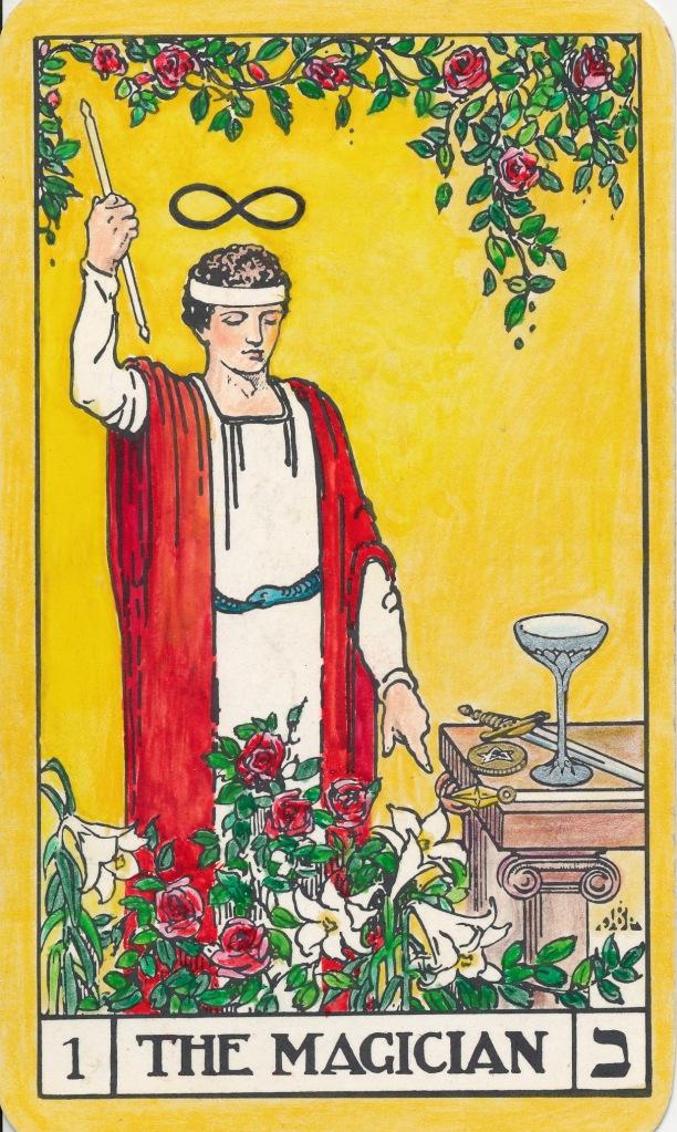 Bota Key 1 Magician