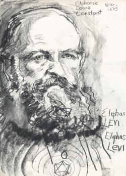 Eliphas Levi | janeadamsart