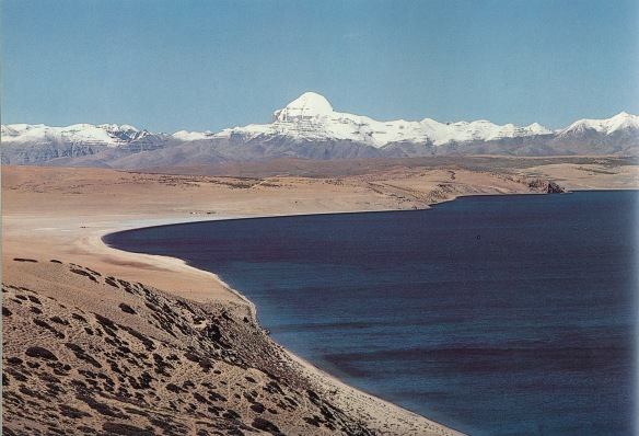 Kailas & Lake Manasarovar