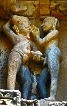 kamasutra image, Khajuraho