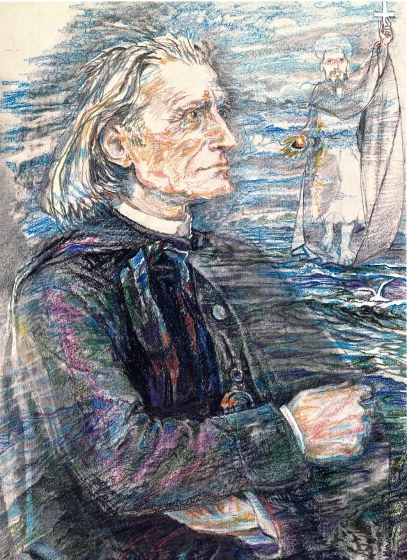 Liszt Legende - St Francis de Paule