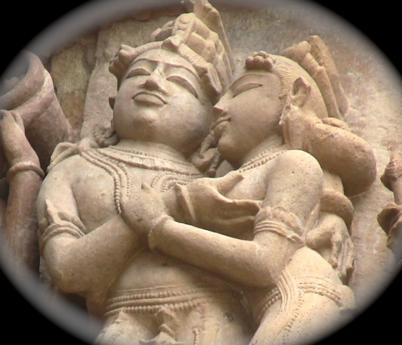 Maithuna in Khajuraho - photo credit http://trailsntrials.in