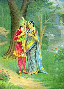 Aniruddha & Usha - photo credit Wikipedia