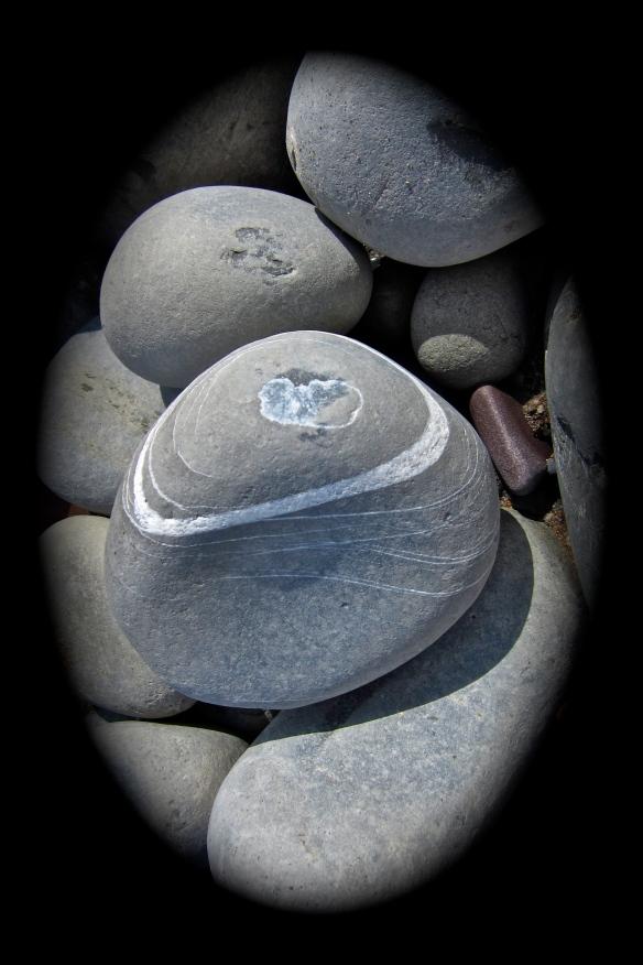 pebbles, somerset beach