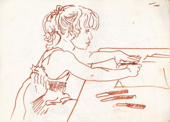Riss drawing