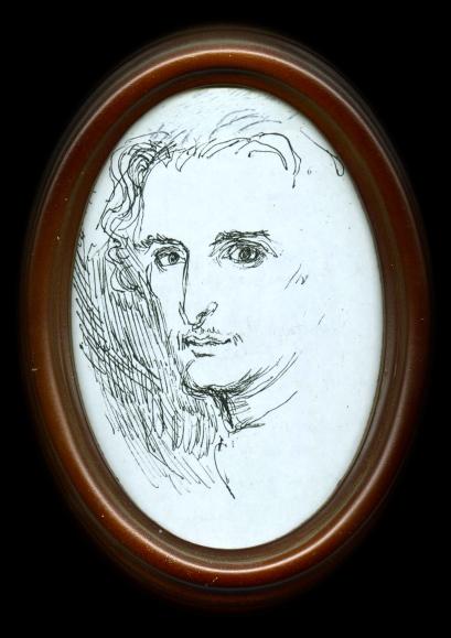 sketch of Master R