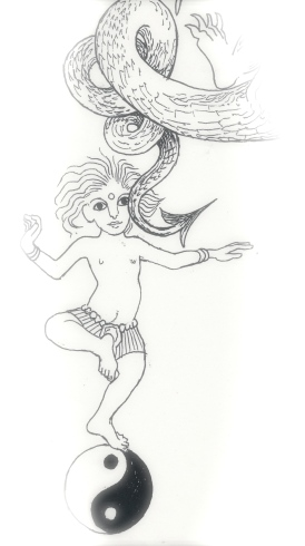 Tao and Time - Child Rudra-Siva
