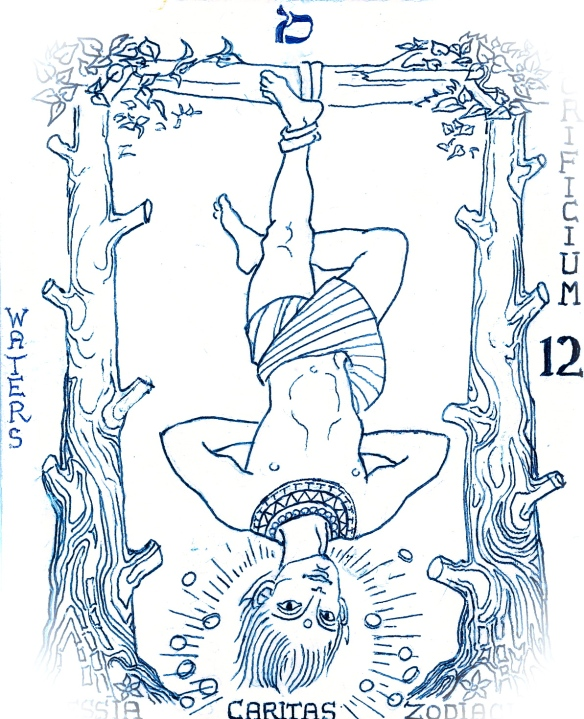 12 hanged man - Version 3