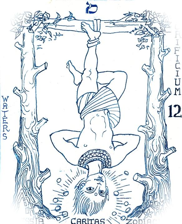 12 hanged man - Version 3
