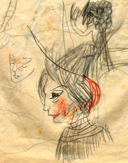 A fairy godmother, 1957