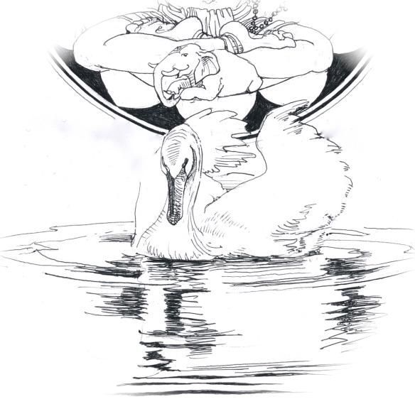 Swan of Brahma