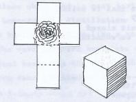 latin Cross cube