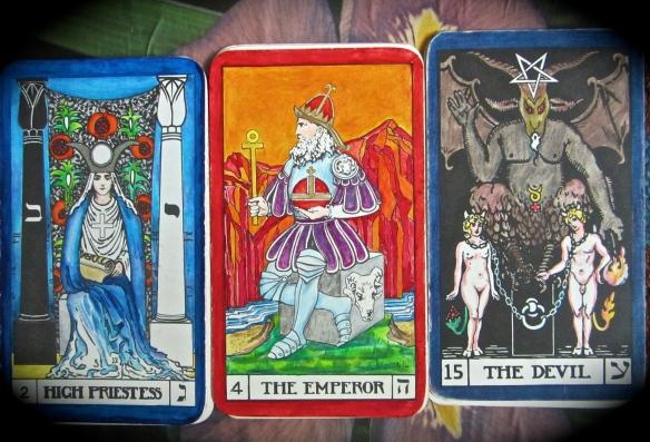 Tarot oracle 25.6.2013
